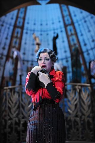 Alcina   Staatstheater Cottbus   © Marlies Kross
