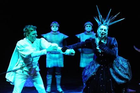 Zauberflöte | Staatstheater Cottbus | © Marlies Kross