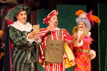 """Ernesto in """"Il Mondo della Luna""""   Landestheater Neustrelitz"""