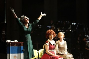 "Evita in ""Musical Land"" 